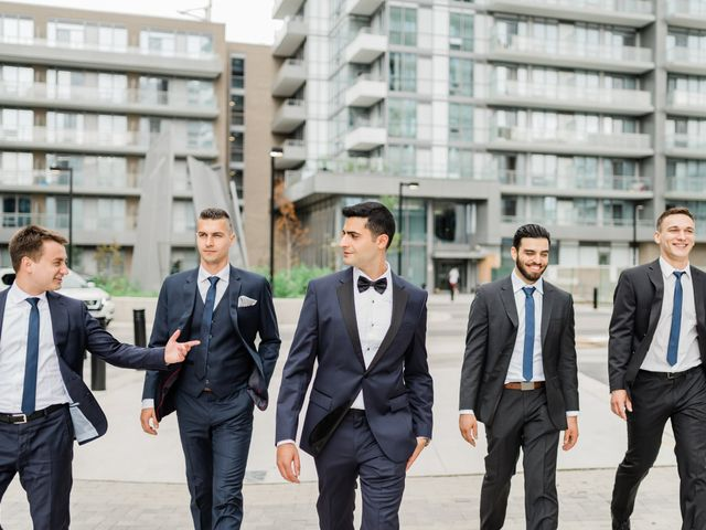 Lior and Avital's wedding in Vaughan, Ontario 31