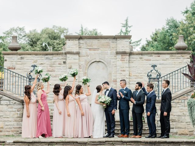 Lior and Avital's wedding in Vaughan, Ontario 36