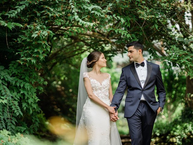 The wedding of Avital and Lior