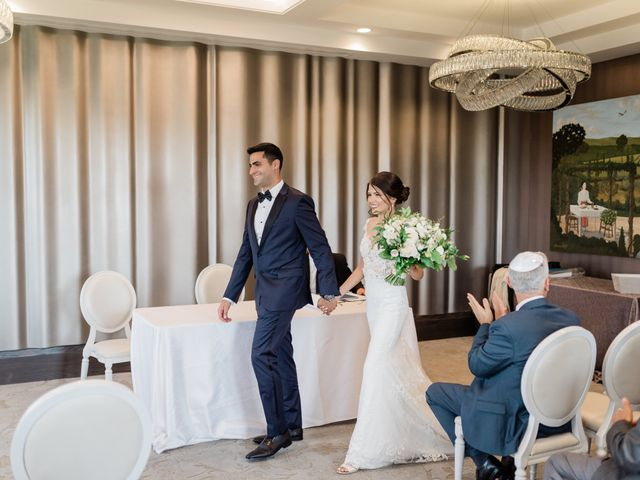 Lior and Avital's wedding in Vaughan, Ontario 54