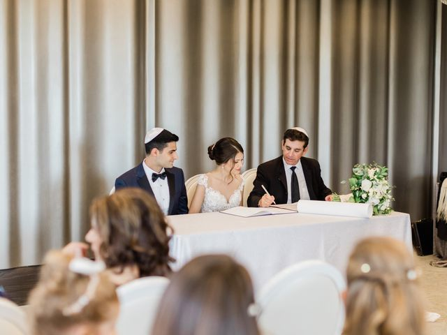 Lior and Avital's wedding in Vaughan, Ontario 55