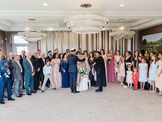 Lior and Avital's wedding in Vaughan, Ontario 58