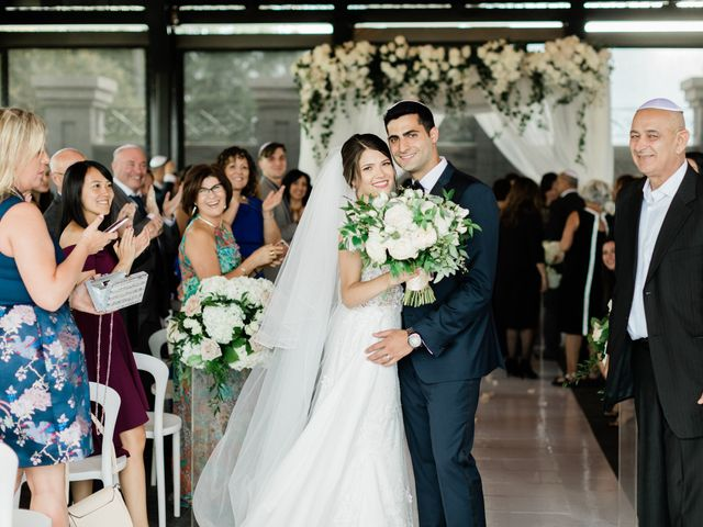 Lior and Avital's wedding in Vaughan, Ontario 71