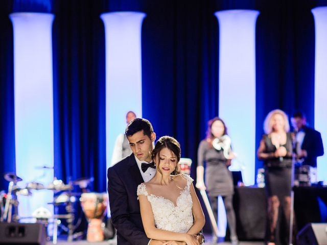 Lior and Avital's wedding in Vaughan, Ontario 82