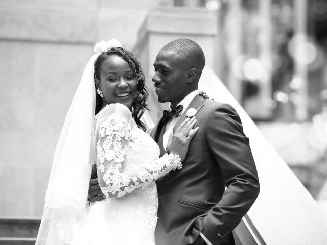 Amadou and Ramatoulaye's wedding in Montreal, Quebec 5