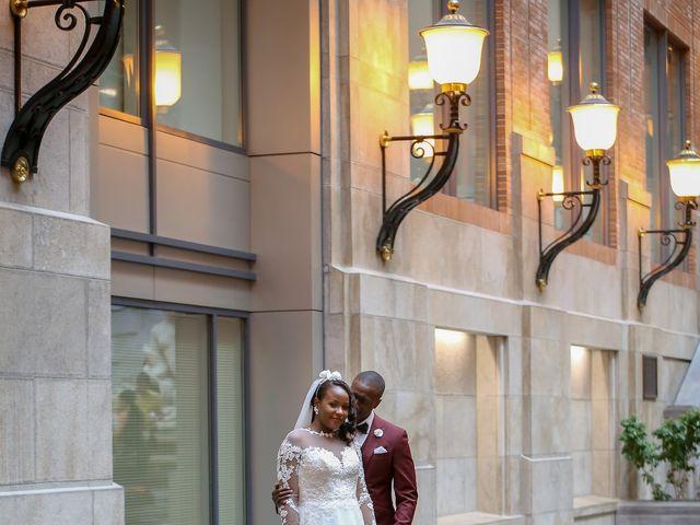 Amadou and Ramatoulaye's wedding in Montreal, Quebec 6
