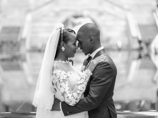 Amadou and Ramatoulaye's wedding in Montreal, Quebec 7