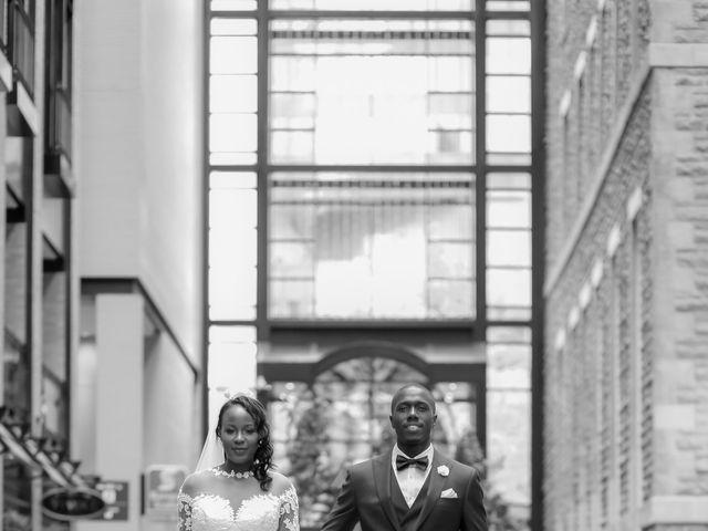 Amadou and Ramatoulaye's wedding in Montreal, Quebec 8