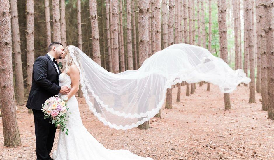 Jonathan and Josephine's wedding in Toronto, Ontario