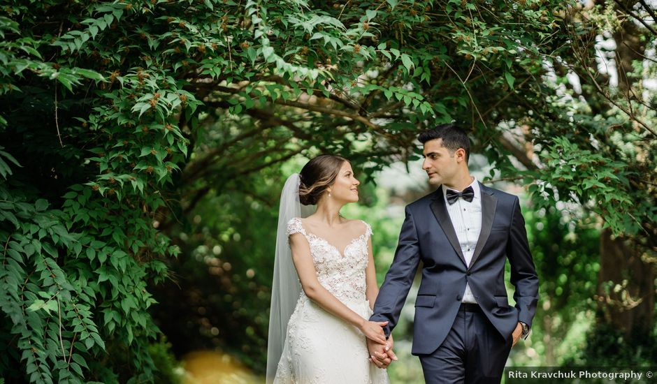 Lior and Avital's wedding in Vaughan, Ontario