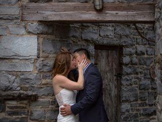 The wedding of Jenn and Quan