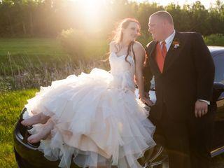 The wedding of Kyla and Matt