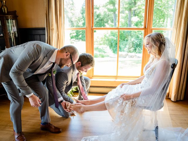 Kevin and Alison's wedding in Pontypool, Ontario 24