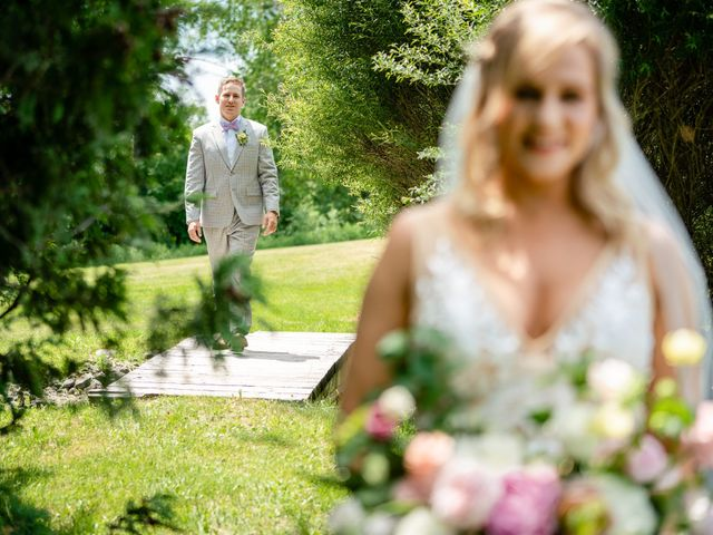 Kevin and Alison's wedding in Pontypool, Ontario 31