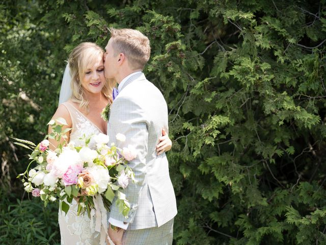 Kevin and Alison's wedding in Pontypool, Ontario 32