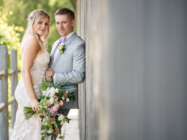 Kevin and Alison's wedding in Pontypool, Ontario 35