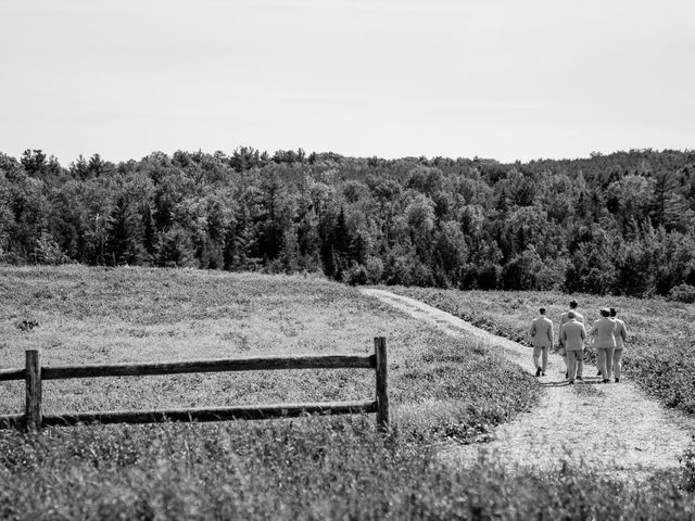 Kevin and Alison's wedding in Pontypool, Ontario 39