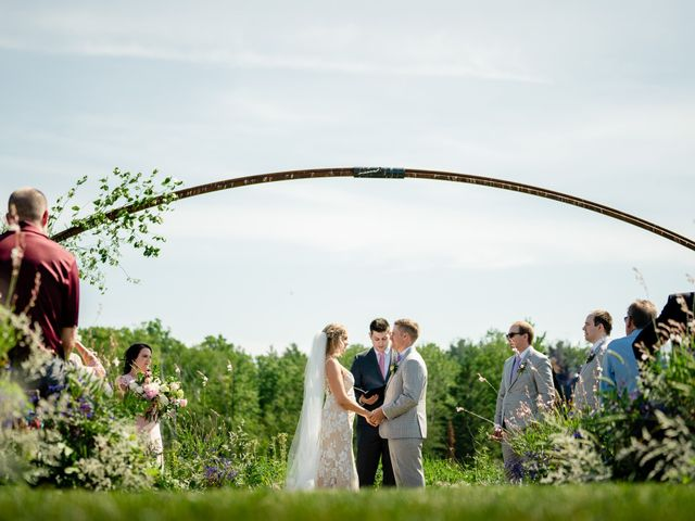 Kevin and Alison's wedding in Pontypool, Ontario 44
