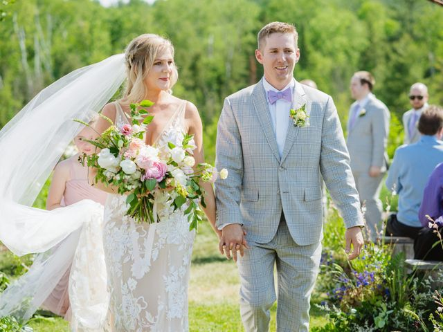 Kevin and Alison's wedding in Pontypool, Ontario 46
