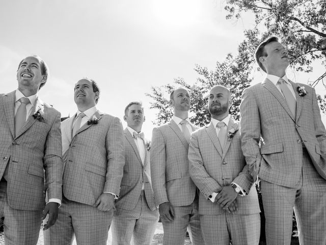 Kevin and Alison's wedding in Pontypool, Ontario 49