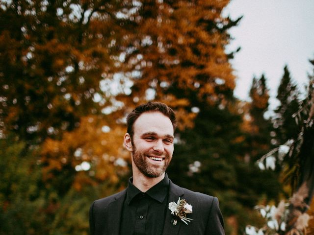 Phil and Britney's wedding in Riding Mountain, Manitoba 5