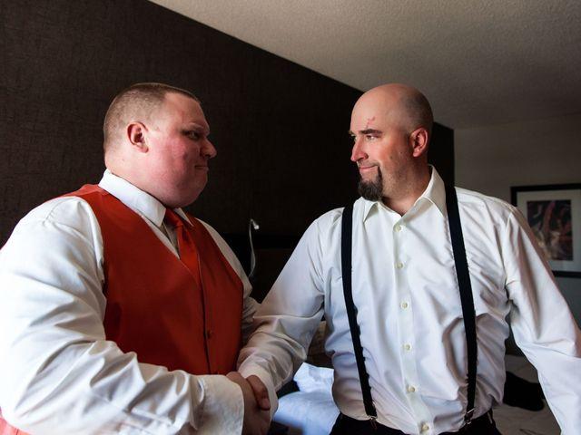 Matt and Kyla's wedding in Nisku, Alberta 7