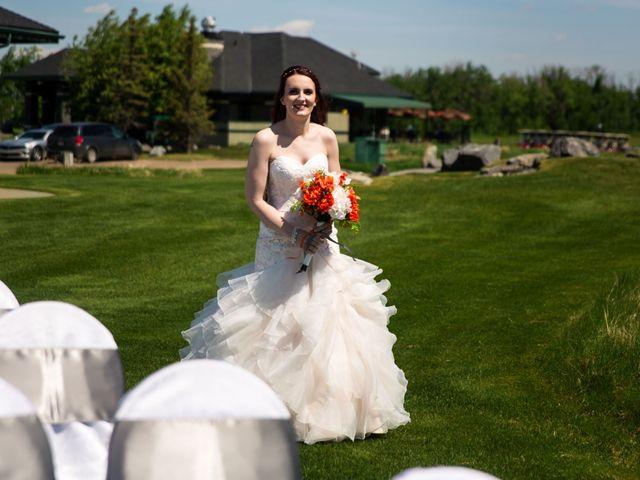 Matt and Kyla's wedding in Nisku, Alberta 21