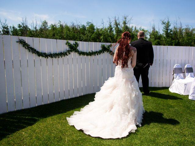 Matt and Kyla's wedding in Nisku, Alberta 23