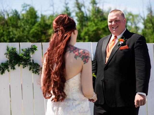 Matt and Kyla's wedding in Nisku, Alberta 25