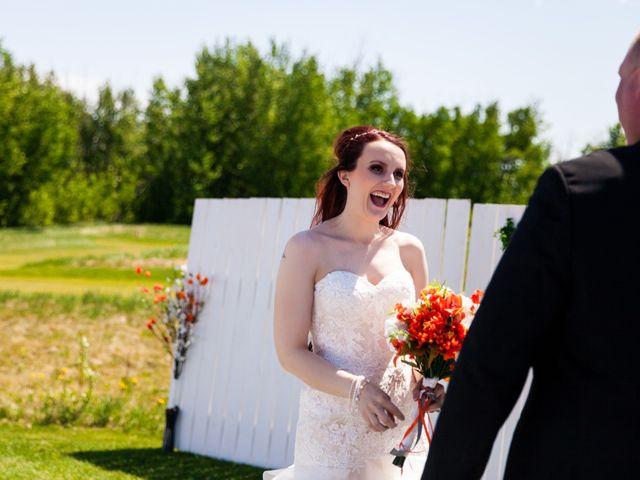 Matt and Kyla's wedding in Nisku, Alberta 26