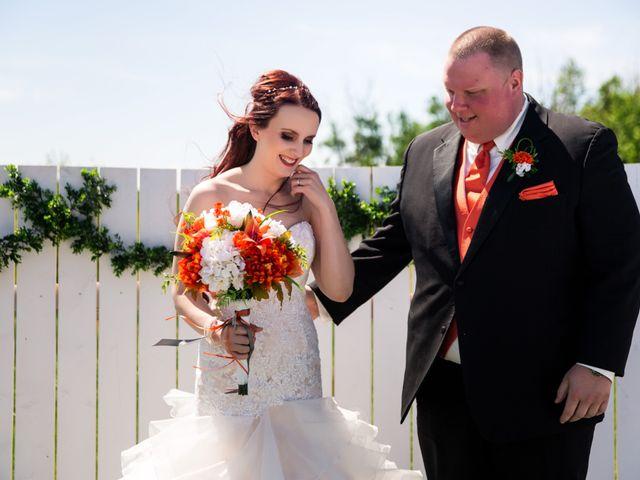 Matt and Kyla's wedding in Nisku, Alberta 28