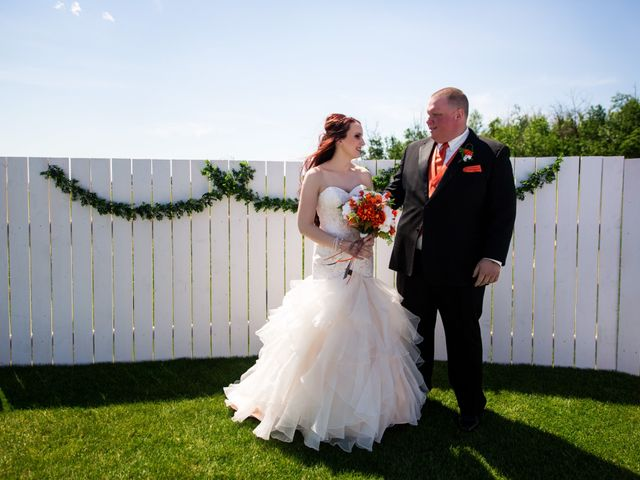 Matt and Kyla's wedding in Nisku, Alberta 29