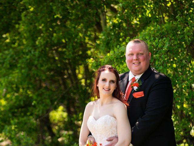 Matt and Kyla's wedding in Nisku, Alberta 34