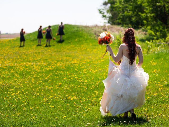 Matt and Kyla's wedding in Nisku, Alberta 37