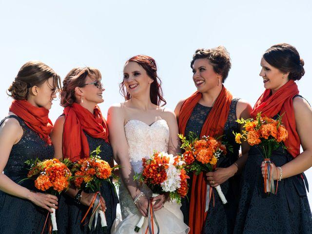 Matt and Kyla's wedding in Nisku, Alberta 38