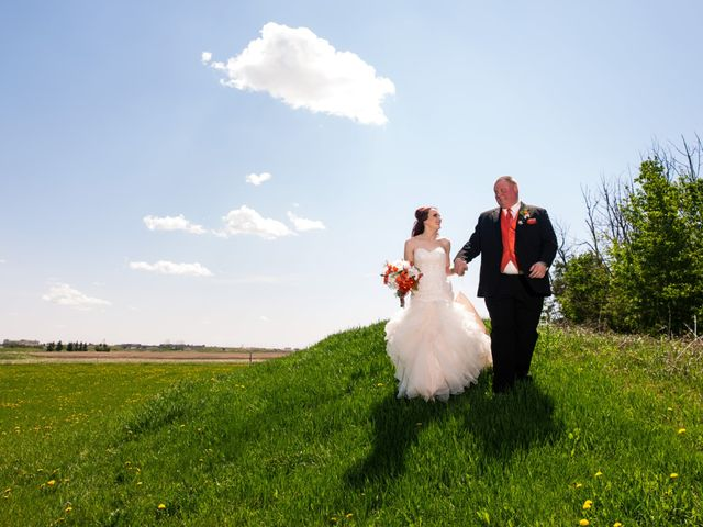Matt and Kyla's wedding in Nisku, Alberta 41