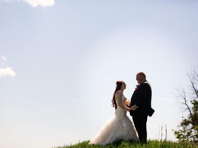 Matt and Kyla's wedding in Nisku, Alberta 42