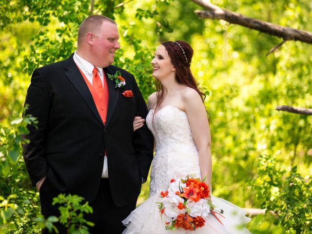 Matt and Kyla's wedding in Nisku, Alberta 44