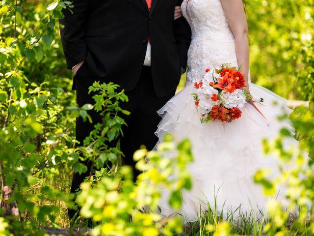 Matt and Kyla's wedding in Nisku, Alberta 45