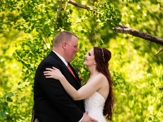 Matt and Kyla's wedding in Nisku, Alberta 46