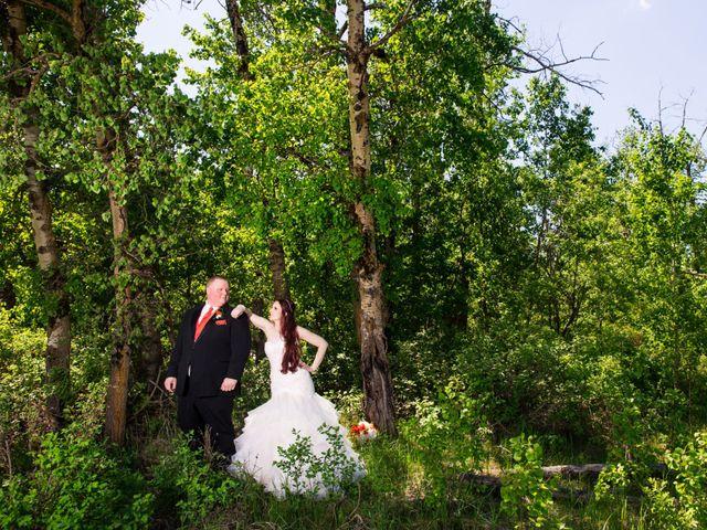 Matt and Kyla's wedding in Nisku, Alberta 49
