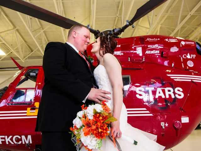 Matt and Kyla's wedding in Nisku, Alberta 51