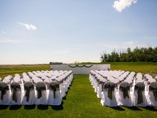 Matt and Kyla's wedding in Nisku, Alberta 53