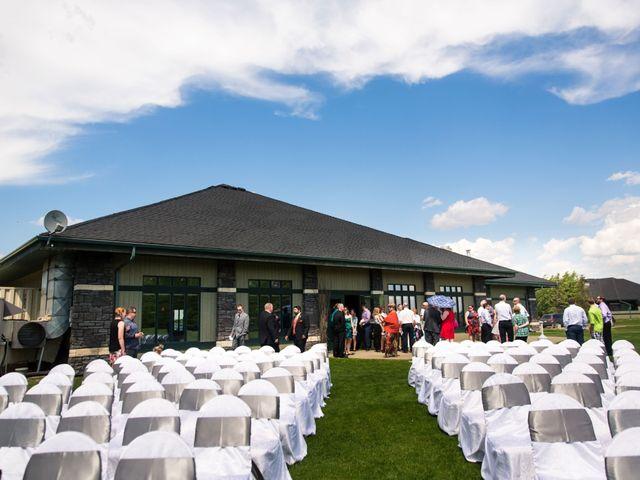 Matt and Kyla's wedding in Nisku, Alberta 58