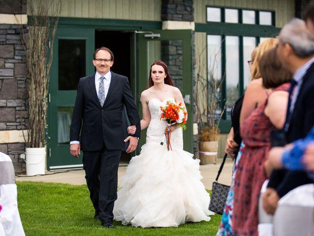Matt and Kyla's wedding in Nisku, Alberta 61