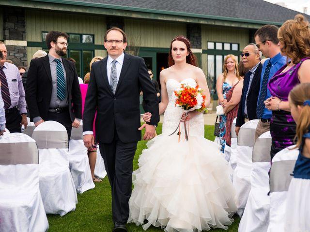 Matt and Kyla's wedding in Nisku, Alberta 62