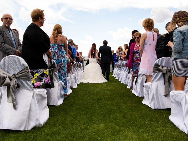Matt and Kyla's wedding in Nisku, Alberta 63