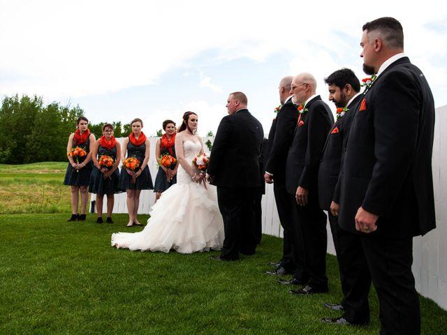 Matt and Kyla's wedding in Nisku, Alberta 67
