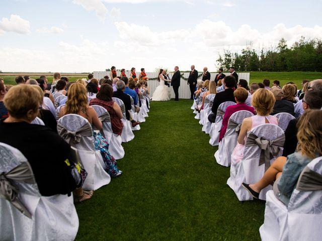 Matt and Kyla's wedding in Nisku, Alberta 68