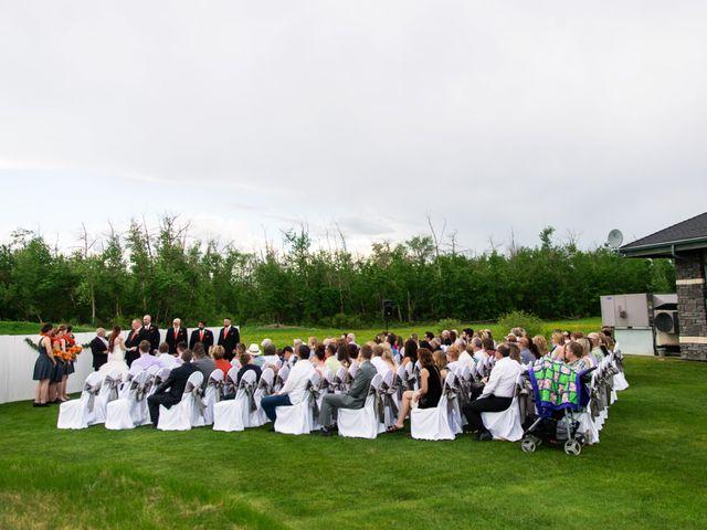 Matt and Kyla's wedding in Nisku, Alberta 69